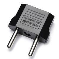 Spedizione veloce USA USA a EU Caricabatterie Adattatore da viaggio Convertitore Adaptador Presa universale AC Presa elettrica