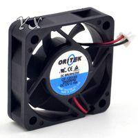 Envío gratis de alta calidad Original ORITEK CF-12515S 5 0.18A 12 V alambre 50152 ventilador de refrigeración cm