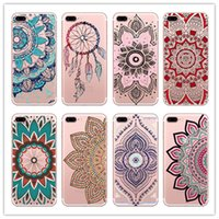 9 Designs Color Printing Ethnic National Style Transparent S...