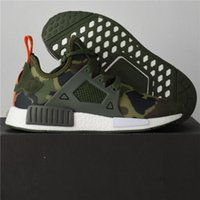 [With Box] Originals NMD XR1 Men & Womens 2017 Top Quality C...