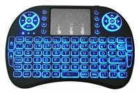 Rii I8 Fly Air Mouse Remote Mutil Coloful Backlight 2. 4GHz W...