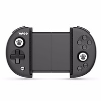 Bluetooth Wireless Game Controller Adjustable Ergonomics For...