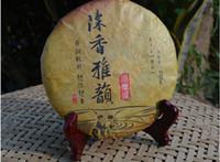 tè maturo pu er, 200g tè oldpuer miele dolce ,, tè Puerh rosso opaco buona bevanda tè cinese
