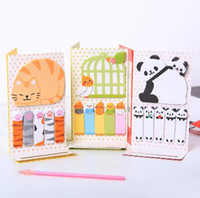 Cute Cat Panda N Times Sticky Notes Memo Pad Paper Sticker P...