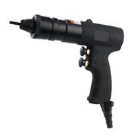 haute qualité taiwan 804 M6 M8 pneumatique écrou rivet pistolet tirer écrou autobloquant pneumatique tirant bouchon pistolet air riveter outils