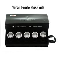 Yocan Evolve Plus Coils For Yocan Evolve Plus Kit Ceramic Do...