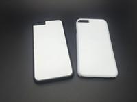 сублимация телефона крышка случая оптовой пользовательских печати для iphone 7 / 7plus