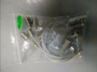 Cavo metallico d'acciaio sospeso sospeso di trasporto veloce libero per appendere la luce di pannello del LED 600x600mm, 300x1200mm, 600x1200mm, 300x300mm, 300x600mm