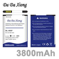 Da Da Xiong 3800mAh BL-49SF BL49SF Batteria per LG H735T H525N G4 mini G4 Beat G4C G4S