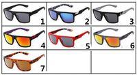 새로운 패션 브랜드 디자이너 선글라스 야외 MotoGP 자전거 안경 야외 스포츠 안경 사각형 모양 자전거 스타일 남성 고글 06