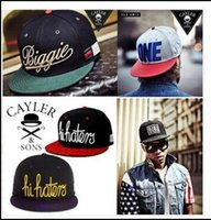 HOT New CAYLER & SON Hats Snapback Caps baseball Cap for men...