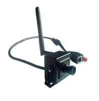 Caméra de surveillance IP Mini HD WiFi 960p, objectif de la carte 2mp de la caméra lentille.1.3mp, caméra mini ip prenant en charge le protocole standard ONVIF.