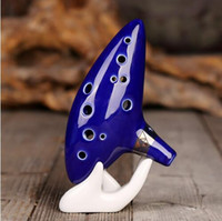 2016 top sale Ocarina Musical Instruments Legend of Zelda Ce...