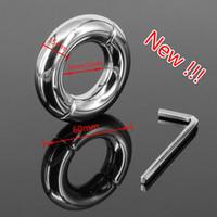 2017 новый нержавеющей стали мошонка кольцо металлический замок петух кольцо мяч носилки для мужчин мошонка носилки яичка сдержанность