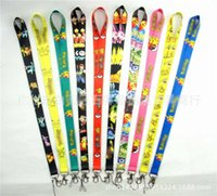 Cell Phone Straps Universal Cartoon Neck Ring Lanyard hangin...