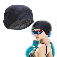 وصول جديد الكبار السباحة قبعات قبعات الكرتون للسباحة القبعات قبعات سباحة حصول على شحن مجاني