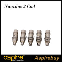 Aspire Nautilus 2 Spulen 0,7 Ohm Ersatz Zerstäuberkopf 0,7 1,6 1,8 Ohm BVC-Spule für Aspire Nautilus Zerstäuber Nautilus 2 Tank 100% Original
