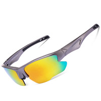 Carfia 046 Polarized Sunglasses Road Running Sunglasses TR90...