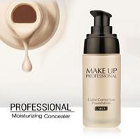 Trucco professionale Base Base Liquido BB Cream Cream Idratante Maquiage make up Cosmetici