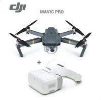 Nouveau!! DJI Mavic Pro Goggles Fly More Combo Pocket Selfie Drone WiFi FPV Avec 4K HD Camera Aircraft SUAV Professional Aerial Photography