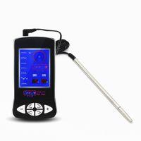2017 الأزياء أحدث آلة صدمة كهربائية الإحليل الموسع الإحليل التوصيل bdsm لعبة cathetersounds المنتج الطبي تحت عنوان كيت I9-164