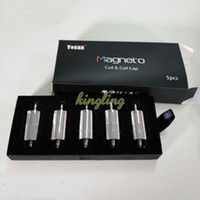 100% Authentic Yocan Magneto Wax Pen Kits Replacement Cerami...