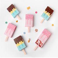 Düğün Parti Şeker Kutuları Düğün Şekeri Şekeri Tatlı Kek Hediye Şeker Wrap Kağıt Kutuları Çanta Yıldönümü Parti Doğum Günü Bebek Duş