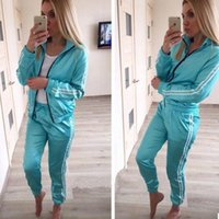 Two Piece Outfits new women clothes sets Tracksuits Fashion ...