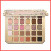 Free Shipping by ePacket makeup Chocolate Natural Love Eye S...
