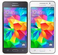 4G LTE Samsung Galaxy Grand Prime G530F رباعية النواة RAM 1GB ROM 8GB 5.0 بوصة 8.0MP Android4.4 مقفلة تم تجديد الهاتف