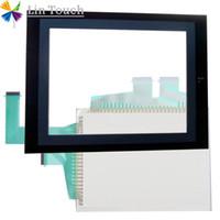 NEW NS8-TV00-ECV2 NS8-TV00-V1 HMI-SPS TouchScreen UND Front-Label-Film Touchscreen und Frontlabel
