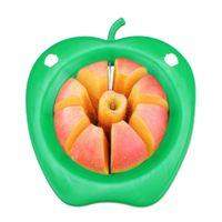 Elma Dilimleme Kesme Tart Bölücü Kesici Kama Aracı Paslanmaz Çelik Pas Dayanıklı meyve için ekstra keskin
