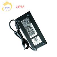 Transformador do carregador da fonte do adaptador do poder de 24V 5A sem o adaptador de poder de alta freqência do poder superior