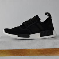 With Box 2017 Discount Wholesale NMD Runner PK Running Shoes...