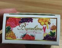 Bumebime قناع الصابون الطبيعي الجلد الجسم الزفاف الصابون اليدوى حمام قنابل تبييض الصابون مع الفاكهة الأساسية الأبيض مشرق النفط التجزئة dhl مجانا