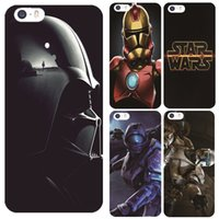 Silicone Starrr Wars Phone Case For iPhone 7 7plus 6S 5S SE ...