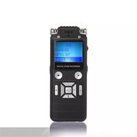 Professioneller 8 GB Digital Voice Recorder USB-Audiorecorder MP3-Player AGC-Funktion Eingebauter Lautsprecher