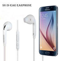For Samsung Galaxy S6 Original headphone Handsfree earphone ...