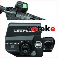 عالية الجودة يوبولد lco ترقية أحمر أخضر دوت البصر الصيد نطاقات المجسم البصر التكتيكية riflescope صالح أي 20 ملليمتر الحديدية جبل الادسنس