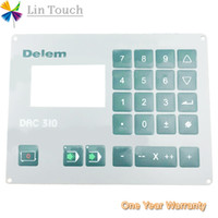 YENİ DELEM DAC-310 DAC310 DAC 310 HMI PLC Membran Anahtar tuş takımı klavyesi Tuş takımı ile makineyi onarmak için kullanılır