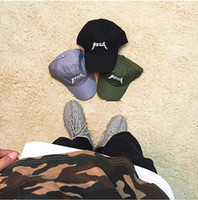 2017 Hot Kanye west yeezus Cap Hat Boost Duck Season owl cas...