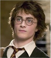 Harry Potter derselbe Stil Großer Rundrahmen Flache Spiegelglasrahmen, der alte Wege Oculos de Grau Männer und Frauen Myopia-Brillen