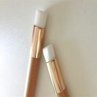 Trucco naso del fronte spazzola di pulizia acne Spazzole comedone di lavaggio del pulitore del poro Viso Make Up Remover Strumento Cosmetic Beauty