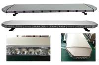 Ücretsiz nakliye 57 inç 1 watt led süper parlak kamyon tow lightbar / polis arabası lightbar acil araç uyarı lightbar