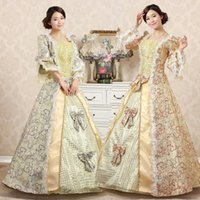 can be Custom 2015 Autumn & winter Europe Palace Baroque Mar...