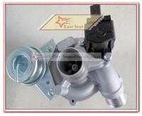 K03 53039880121 53039700121 Turbo turbocompresseur pour Peugeot 207 308 3008 5008 RCZ pour Citroen C4 DS 3 EP6CDT 1.6L THP electronic