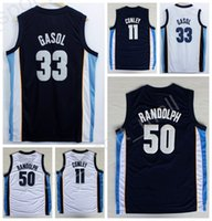 3dcbbc1adeb 33 Marc Gasol Jersey Throwback 1970 Sounds Red Navy Blue White 50 Zach  Randolph Shirt 11 Wholesale 11 Conley Basketball Jerseys Mike Conley Blue  White Color ...