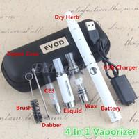 4in1 vaporizzatore kit di Vape penna incluso 510 cartuccia dell'olio MT3 cera globo eliquid fa erba secca vaporizzatore tutto in 1 starter kit