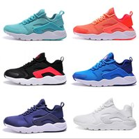 Huarache 3. 0 Running Shoes For Women & Men Ultra Breathe Bla...