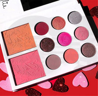 2017 New Kylie Valentine Eye shadow Kylie Valentines Collect...